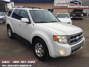 2012 Ford Escape LIMITED RUNS PERFECT ONLY $10970  - local - tra