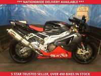 APRILIA RSV1000 RSV 1000 MILLE LOW MILES ONLY 10176 MOT MAY 18 2009 09