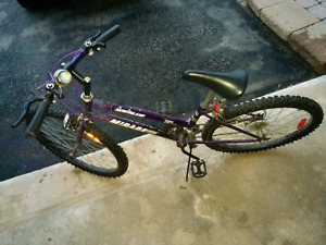 "Northland Mirage 24"" bike ** girls** USED"
