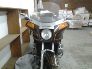 1983 HONDA Goldwing GL1100 Interstate Motorcycle