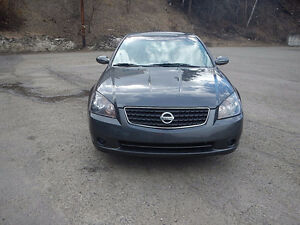 2006 Nissan Altima 2.5 S Sedan - Automatic and Fully Inspected