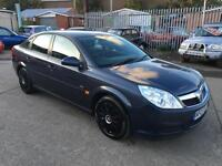 Vauxhall/Opel Vectra 1.8i VVT 140ps Life 2007 With Only 59K & April 17 Mot
