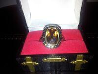 Beautiful Amber ring