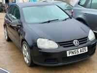 2005 Volkswagen Golf 1.9TDI Sport, full MOT(provided)!