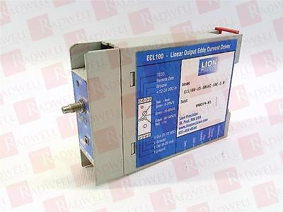 Lion Precision Ecl100-u3-80khz-sae-3.0 Ecl100u380khzsae30 Used Tested Cleaned