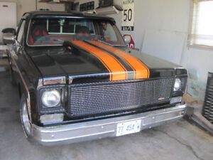 1977 GMC 454 High Sierra