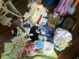 Huge lot of baby stuff