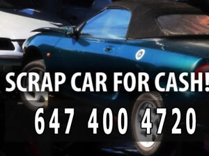 ♻️ CAR REMOVAL SCRAP/JUNK/UNWANTED , TOP CASH  ; FREE TOW 24HR♻️