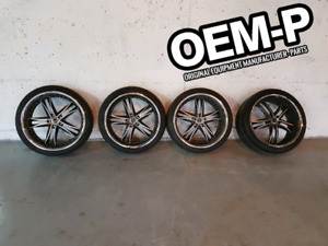 22 INCH MHT FORGED VORTEX WIDE RIMS BMW/LAND ROVER