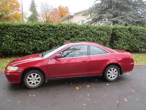 honda accord se,2002,4 cylds,automatique,$750.00,  ferme
