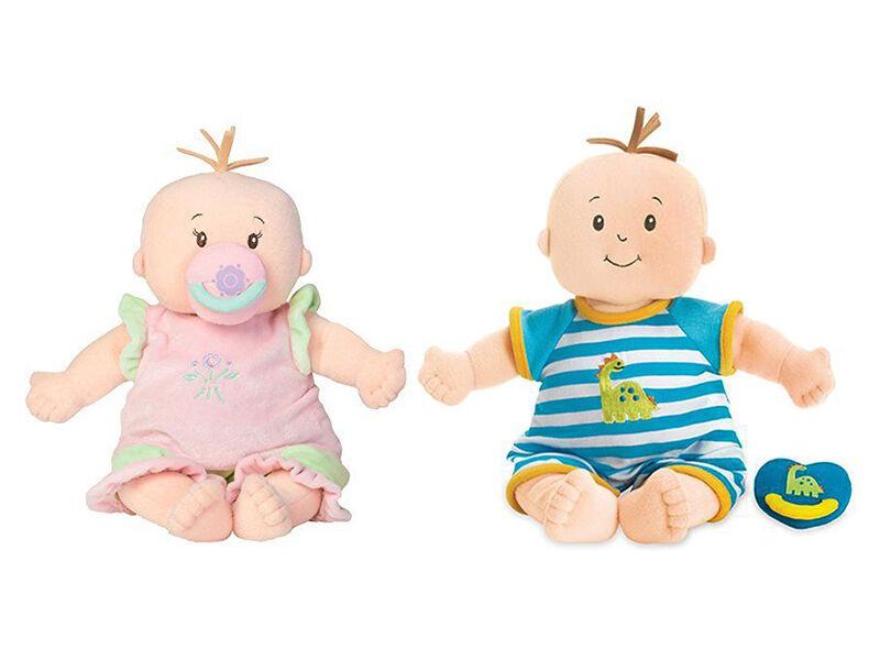 Best Soft Doll Toy: Baby Stella (Peach and Fella)