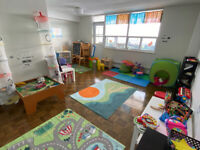 Childcare spaces in Mississauga. Starting $40/day. Special Promo