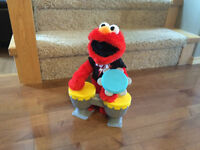 Elmo - With Drum Set & Sing A Long
