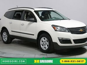 2013 Chevrolet Traverse LS A/C BLUETOOTH MAGS 7 PASSAGERS