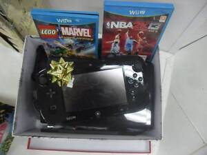 Wii U Console and Game pack Coconut Grove Darwin City Preview