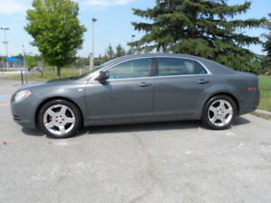 2008 Chevrolet Malibu Sedan, Very Well Maintained & Runs Great