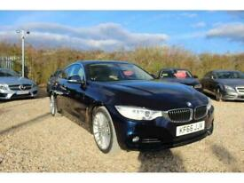 image for BMW 2.0 420i Luxury Coupe 2dr Petrol Auto (s/s) (134 g/km, 184 bhp)