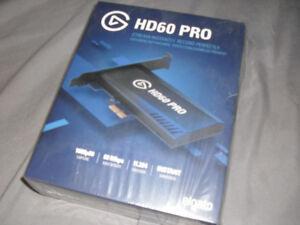 Elgato HD60 Pro (1080p @60fps Game Capture)