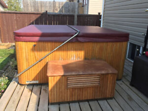 Beachcomber Hot Tub- Sold pending pick up