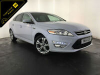 2014 FORD MONDEO TITANIUM X BUSINESS EDITION TDCI AUTO SERVICE HISTORY FINANCE