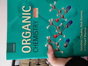 ORGANIC CHEMISTRY BY CLAYDEN, 2ND EDITION