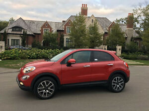 2016 Fiat 500X 4X4 ALL WHEEL DRIVE TREKKING PLUS LOADED