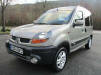 Renault Kangoo Trekka dCi DIESEL MANUAL 2004/04