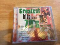 Best of 70's CD