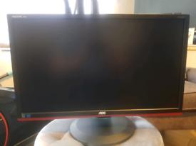 "Monitor AOC 144Hz 24"" gaming"