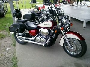 Honda Shadow Areo