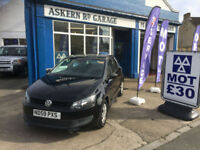 2009 Volkswagen Polo 1.2 S 75,000 miles, full history. HPI CLEAR