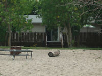 Lakefront Cottage for Weekly Rental