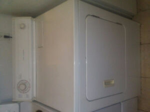 Urgent!! Washer and dryer for sale