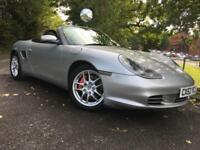 Porsche Boxster 3.2 S 986 Convertible PETROL MANUAL 2003/52
