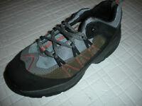 Men's safety work shoe