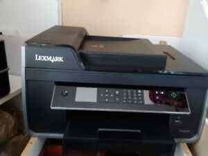LEXMARK PRO 715 All-in-One Printer