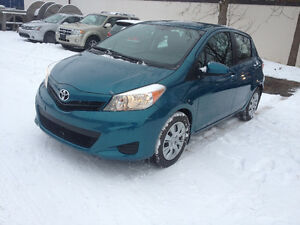 2014 Toyota Yaris  ONLY 24000 Km.!!!!!