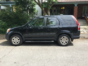 2006 Honda CR-V EX SUV, AWD Manual
