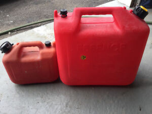 Gasoline Canisters