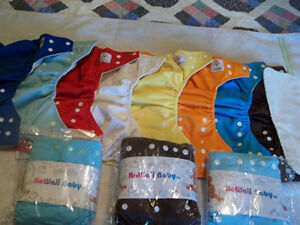 Diapers - cloth Kawaii