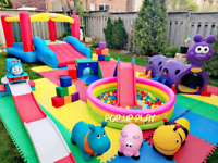TODDLER PLAYZONE/Kids Party Entertainment/Bouncy Castle