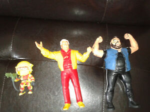 wwf wrestlers ljn gi joe