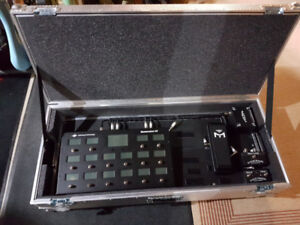 Specialized Rack-Controller System Guitar