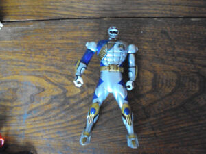 MORPHING POWER RANGERS ACTION FIGURE 2001