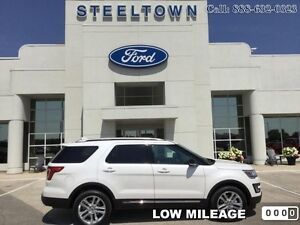 2017 Ford Explorer XLT  - $272.90 B/W - Low Mileage