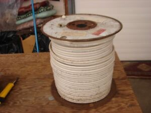 75M ROLL OF 2-10 COPPER HOUSE WIRE NEW