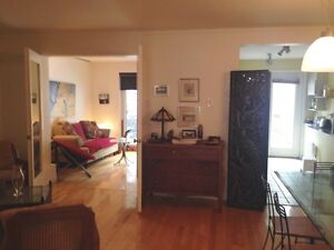 Fully Furnished apartment in the Plateau