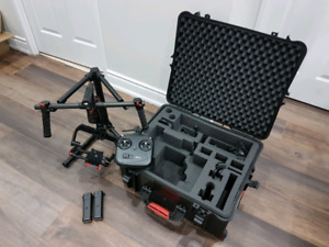 Ronin M with HPRC Heavy Duty Rolling Case