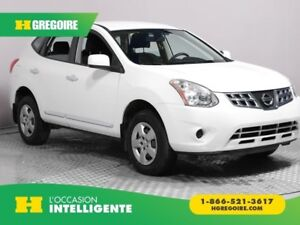 2013 Nissan Rogue S A/C GR ELECT BLUETOOTH