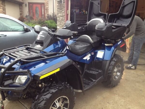 Used 2011 Can-Am Outlander Max Ltd